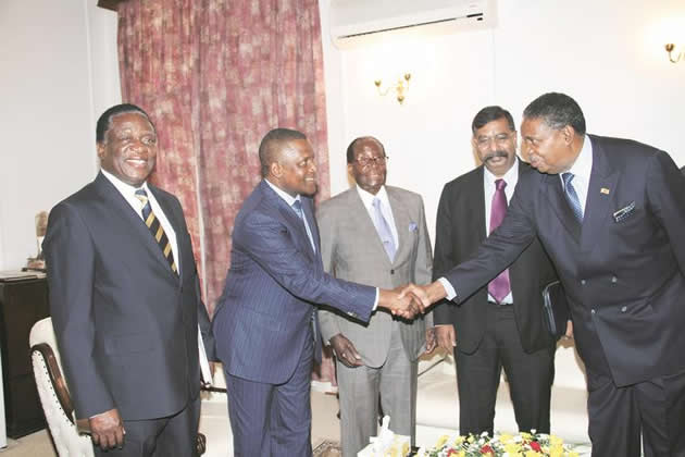 Dangote to construct cement manufacturing plant in Zimbabwe