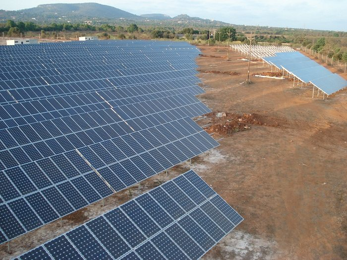 Power firm to construct 10 MW PV solar plant in Gambi