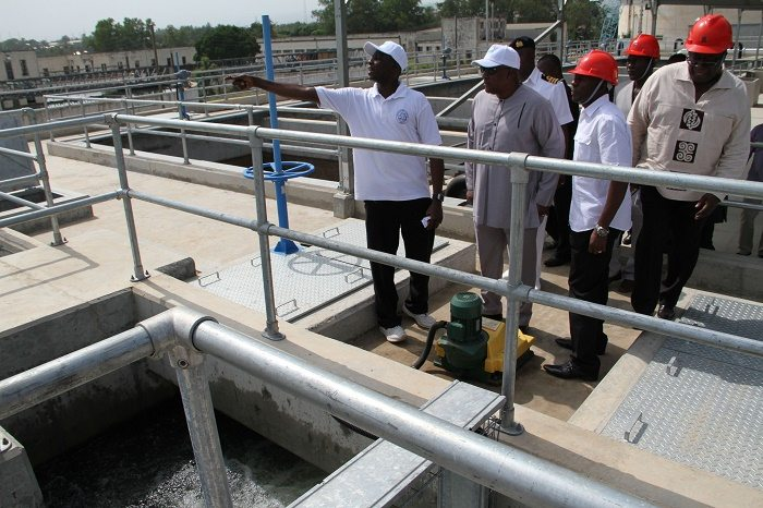 Ghana inaugurates the Sabie Water Supply System