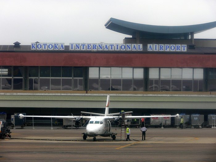 Reconstruction works at Kotoka Airport in Ghana completed
