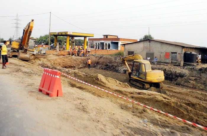 Lagos State in Nigeria plans to construct several roads