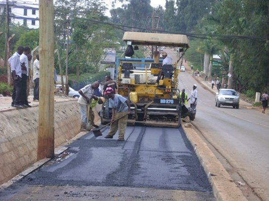 Major road in Kenya to be expanded into dual carriage