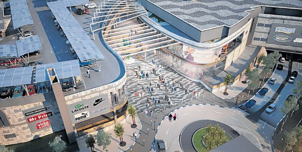 Largest shopping mall in East Africa to get own power plant