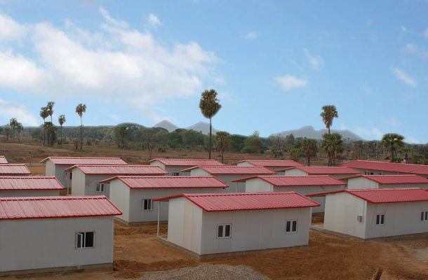 Construction Firm Aims To Boost Affordable Housing In Ghana on Modern Modular Prefab Homes Prices