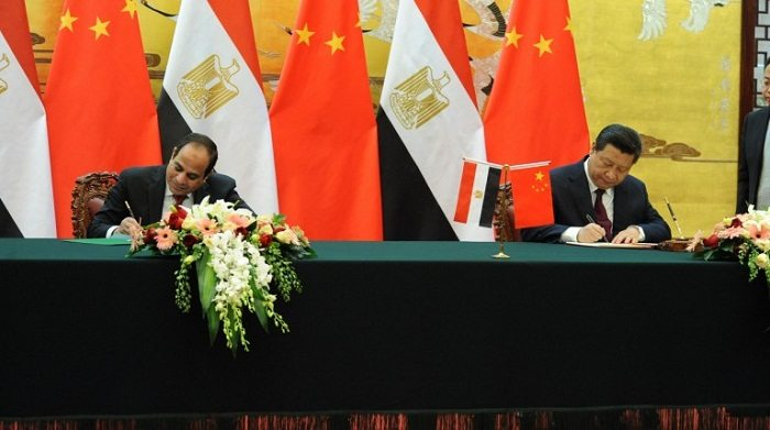 Egypt banks on president Xi Jinping's visit to boost infrastructure