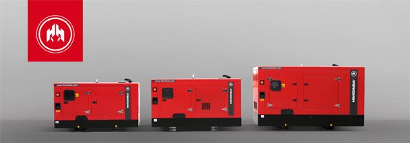 HIMOINSA launches a new series of generator sets with HIMOINSA alternator, engine, canopy and controller