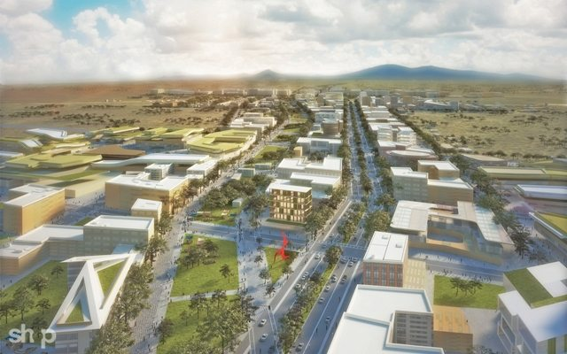 Construction work on Konza technology city in Kenya to begin March