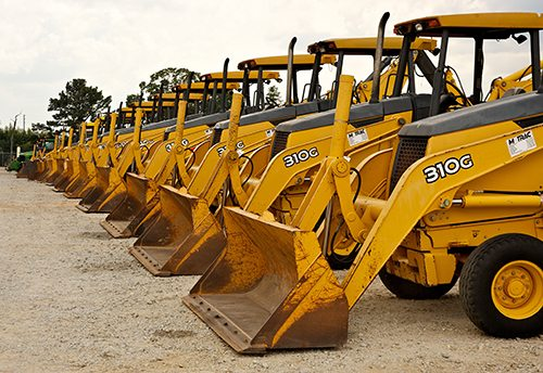 As construction industry continues to record tremendous growth the demand for Heavy construction Equipment in Africa is also on the rise.