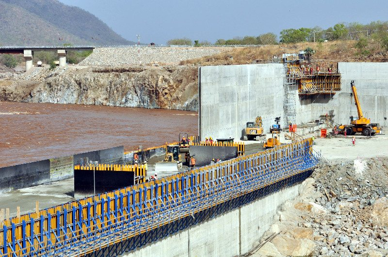 Ethiopia says construction of Renaissance dam to continue