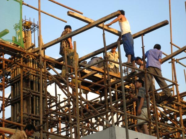 Construction firms in Egypt eye booming Pakistani market