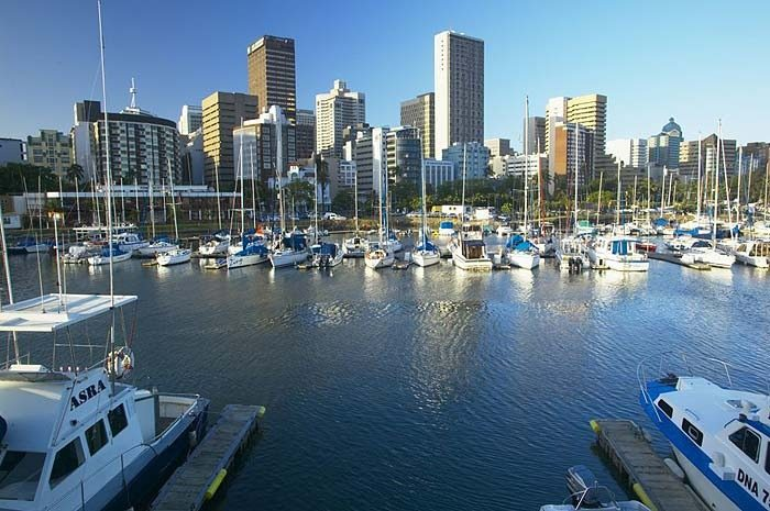 South Africa's Durban to be transformed to a smart port city