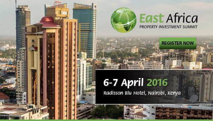 2016 East Africa Property Investment Summit in Kenya