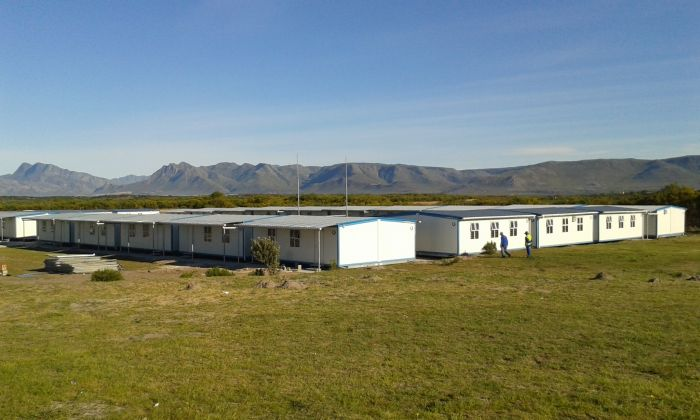 Kwikspace modular building technology offers quick solution to school in South Africa
