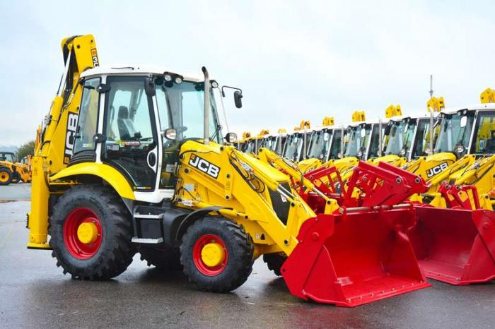 JCB unveils 3CX backhoe loaders