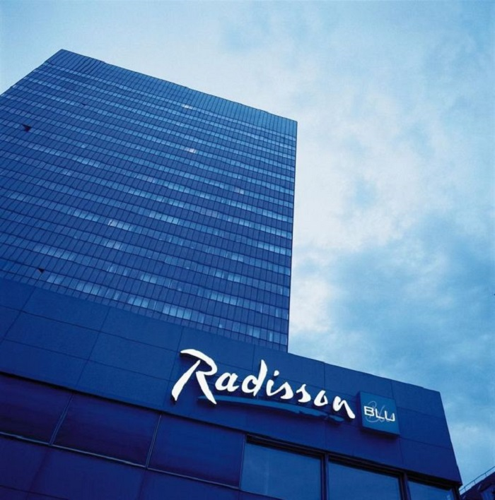 Newly constructed Radison Blu Hotel in South Africa set to open