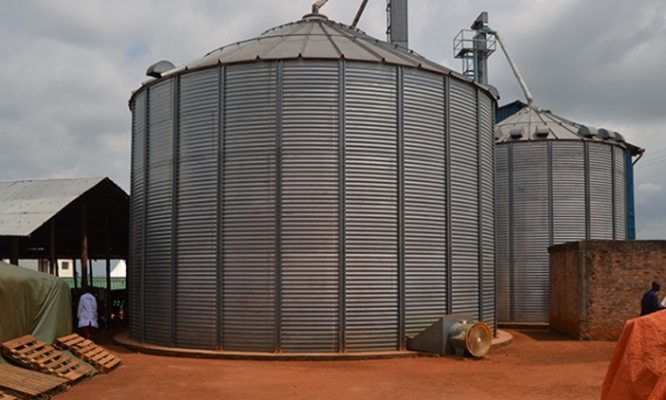 Uganda begins constructing grain silos countrywide