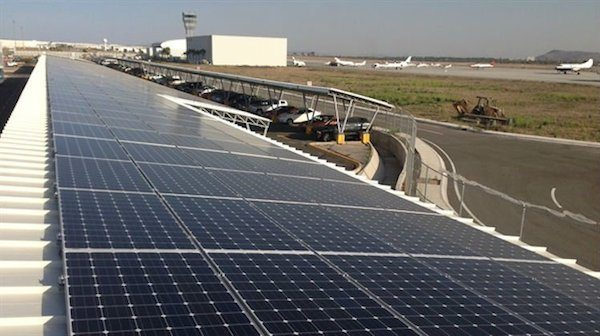 First solar-powered airport opens in South Africa