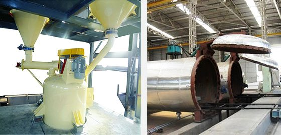 Gubbi Enterprises presents new Autoclaved Aerated Concrete plant