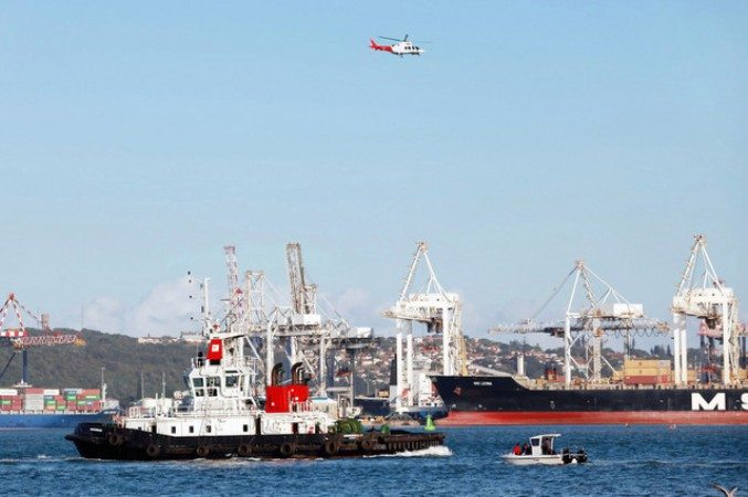 Zuma announces plan to enhance port infrastructure in South Africa