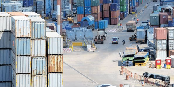 Construction of second container terminal at Mombasa port hit by court cases
