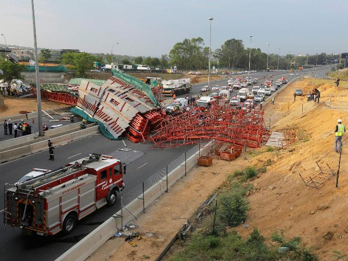 Murray and Roberts fights bridge collapse claims in South Africa