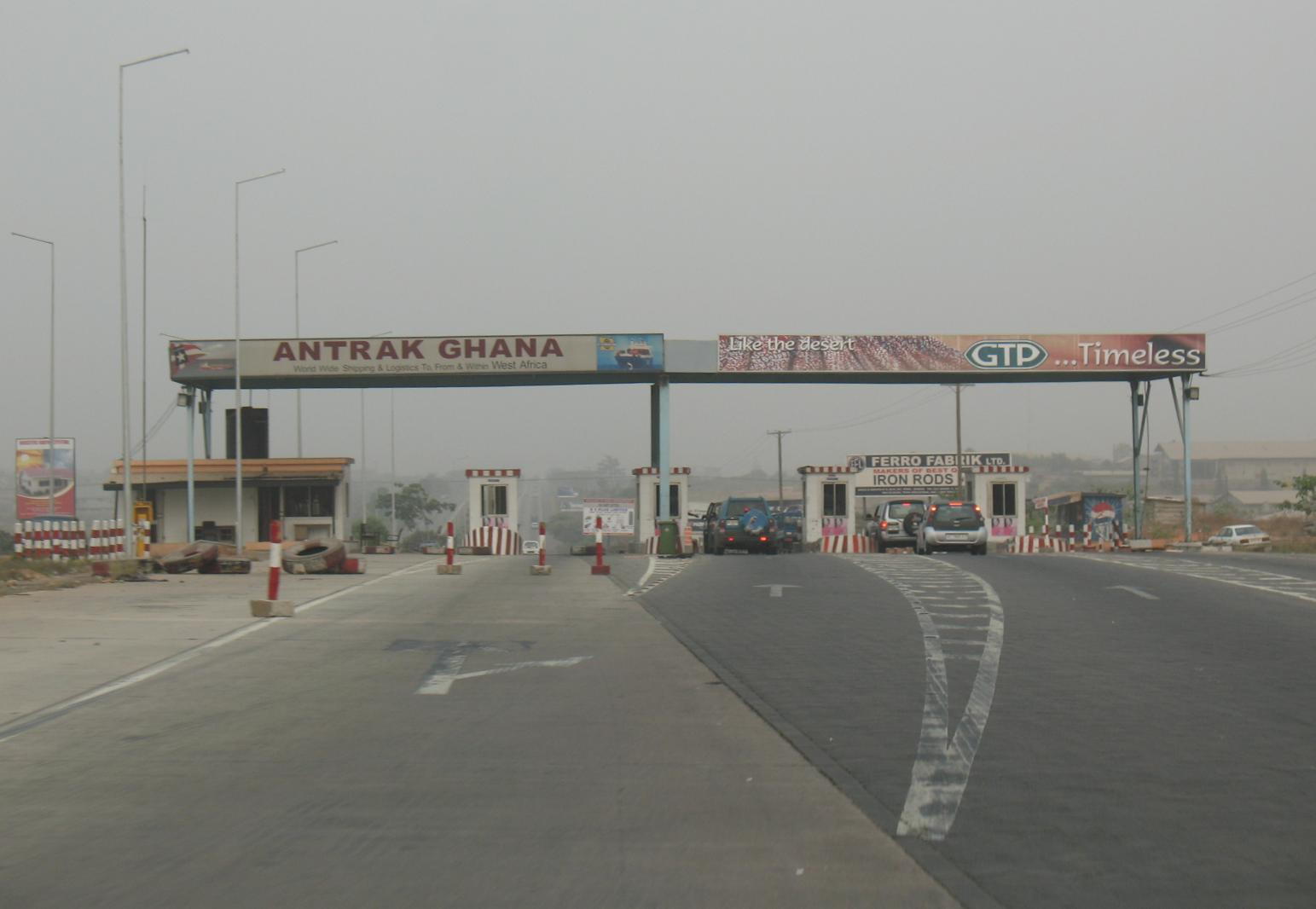 Major highway in Ghana to be expanded in reconstruction plan