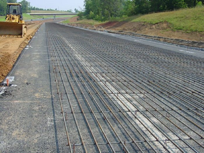 Ashaka Cement Plcs pearheads construction of concrete road in Nigeria