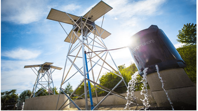 PUMPMAKERS launches world's first platform for DIY Solar Pumps in AFRICA