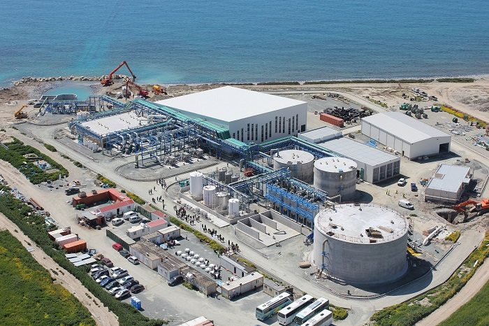 Hyflux clinches a desalination project in Egypt's power plant