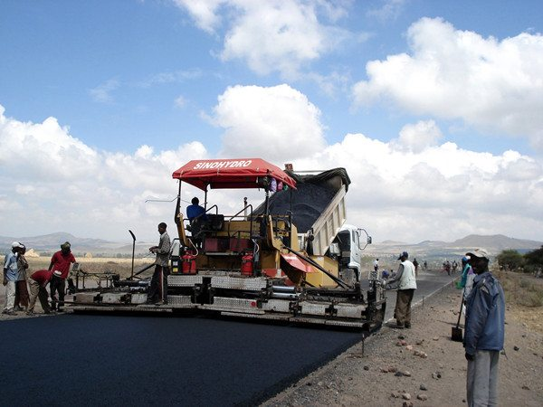 US$ 222m road project in Ethiopia to be constructed