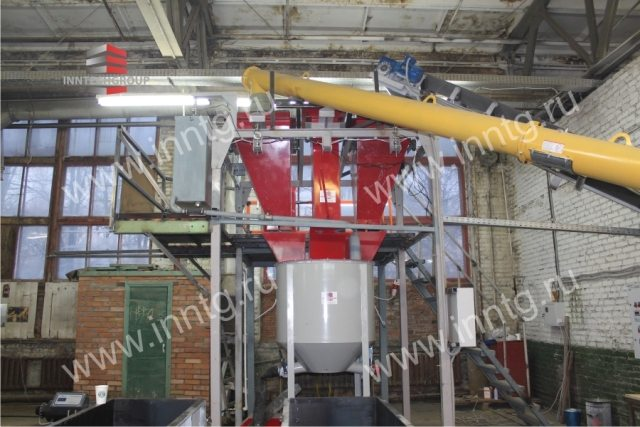 Inntechgroup promotes African construction industry with aircrete blocks production