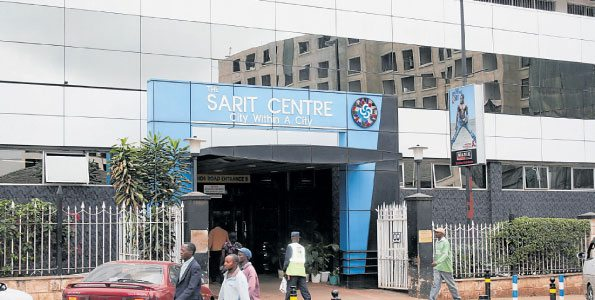 Kenya's mall Sarit Centre to construct a US$ 40m building