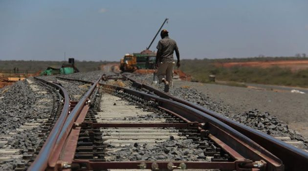 Kenya and China sign Naivasha-Malaba SGR line agreement