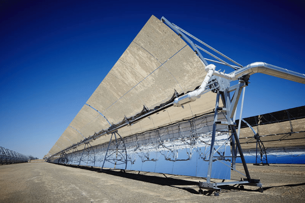 Major solar power plant in South Africa launched