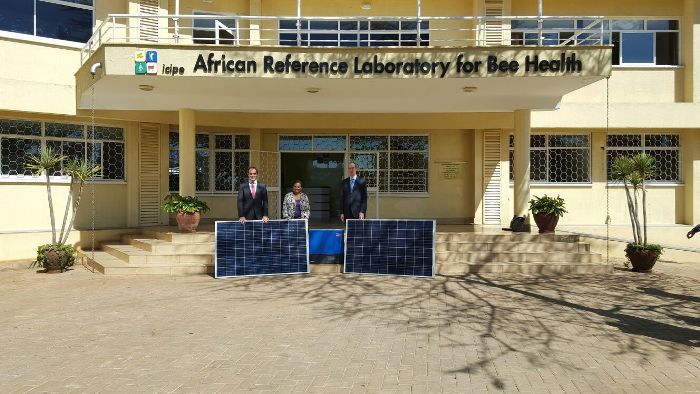 Solarcentury to deliver solar PV portfolio for Kenyan insect research centre