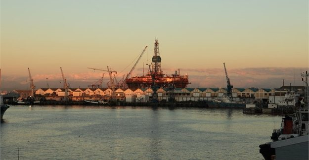 New Port Facilities in South Africa to be constructed