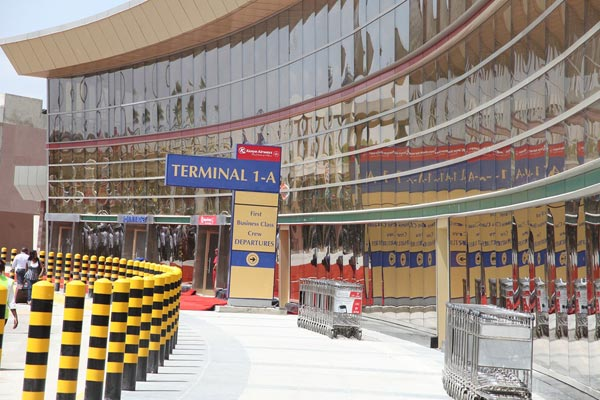 KAA terminates Greenfield Terminal project at the JKIA