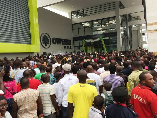 Profica project Owerri Mall in Nigeria launched