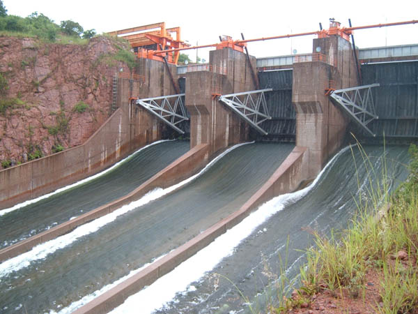 Newly constructed Itezhi-Tezhi Hydro-Power station in Zambia inaugurated