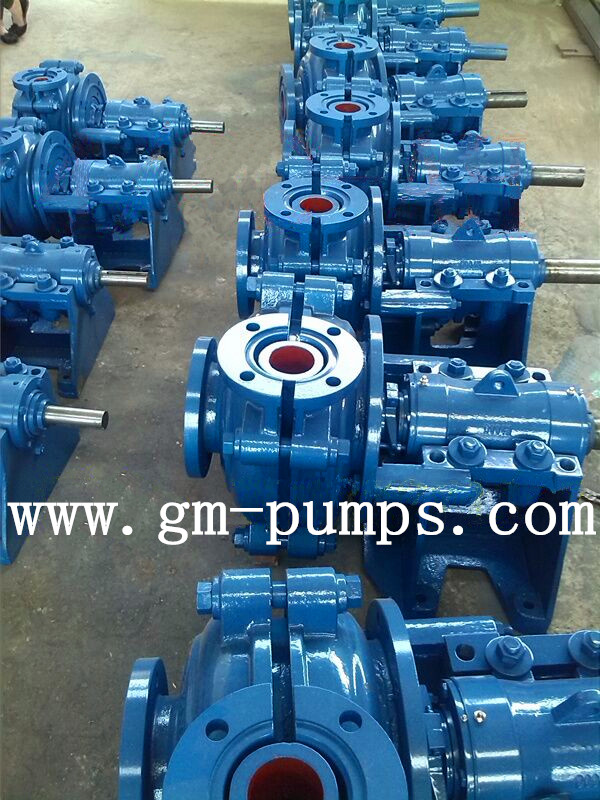 What to look at when choosing a slurry pump