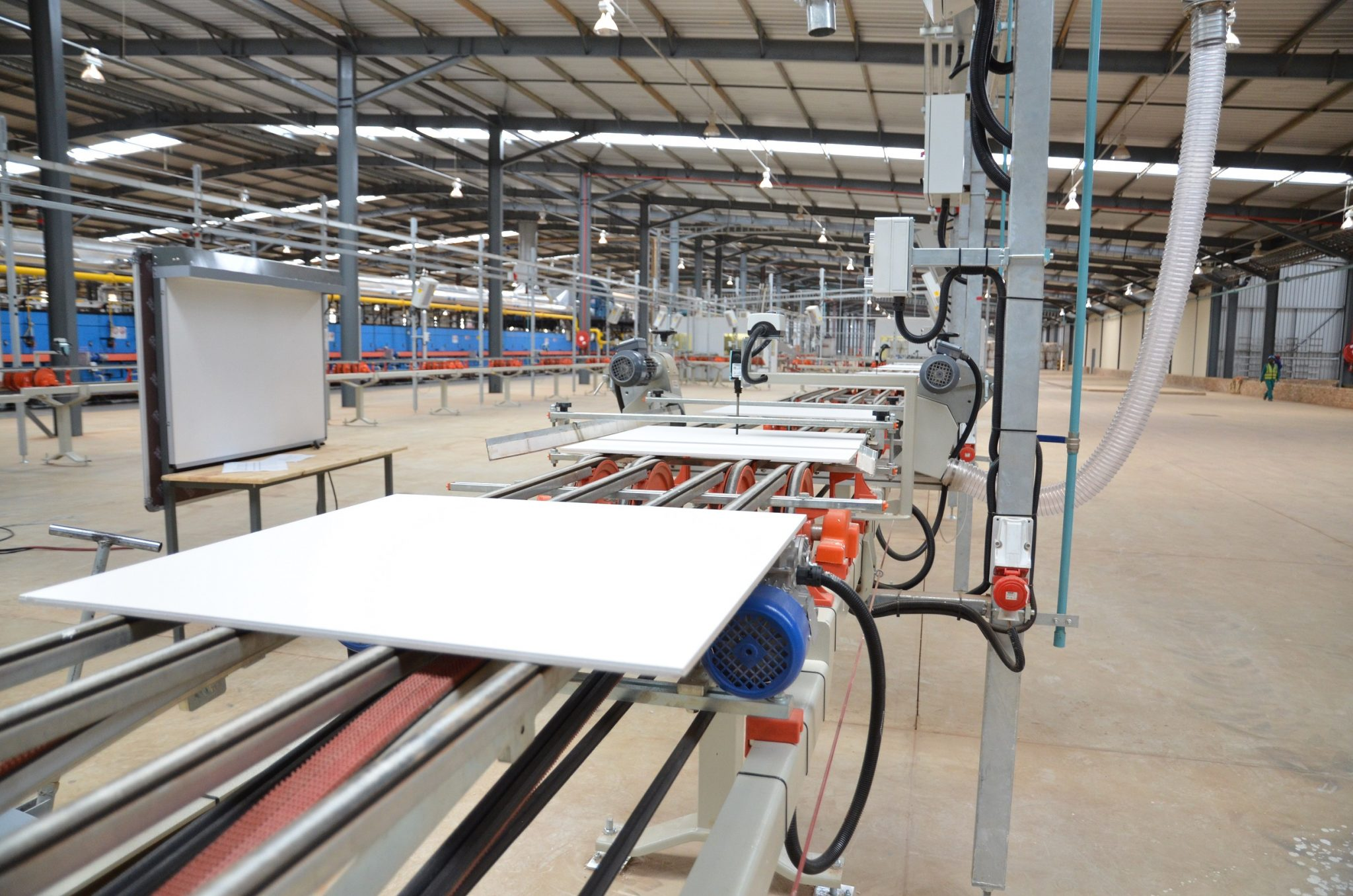 South African firm Ceramic Industries launches eco-friendly tile factory