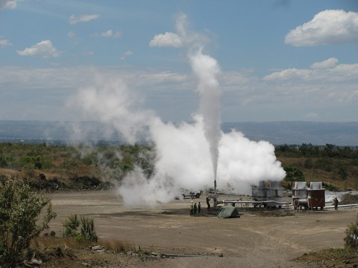 Two geothermal power projects in Kenya receive US$ 30m boost
