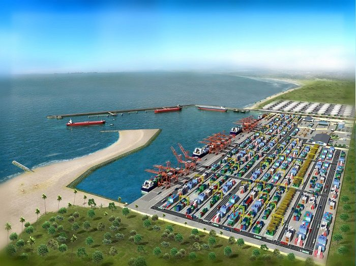 Completion of Lekki Seaport in Nigeria slated for 2019