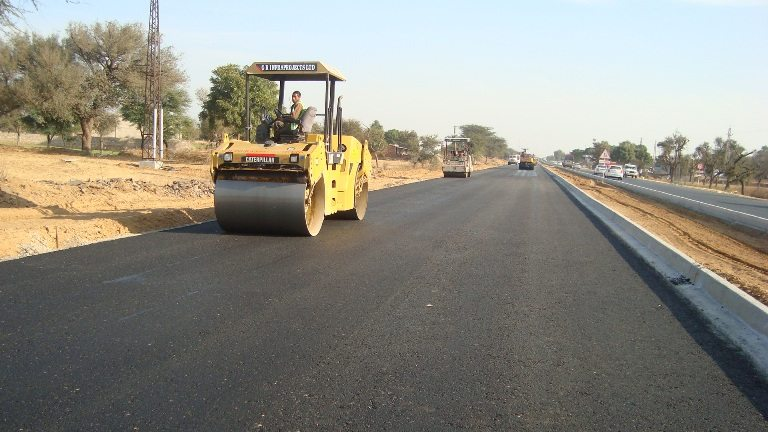 Construction of major road project in Zambia continues