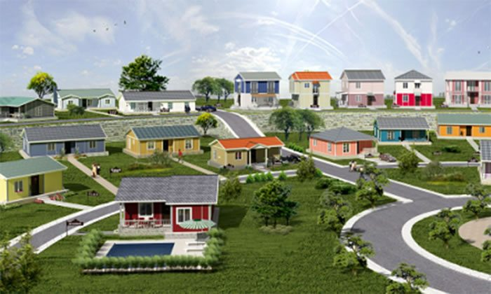 Liberia's National Housing Authority resumes construction of NASSCORP Village