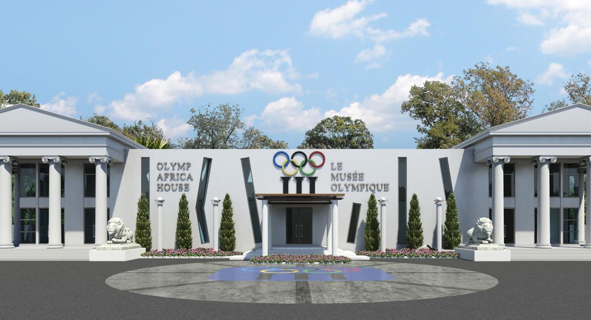 Olympafrica centre in Zimbabwe to be construction