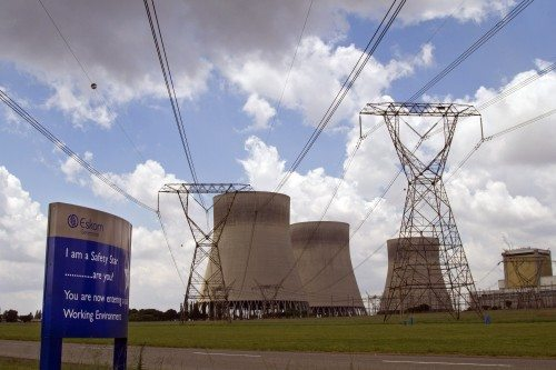 Eskom to spend $23.5bn to construct new power plants in South Africa