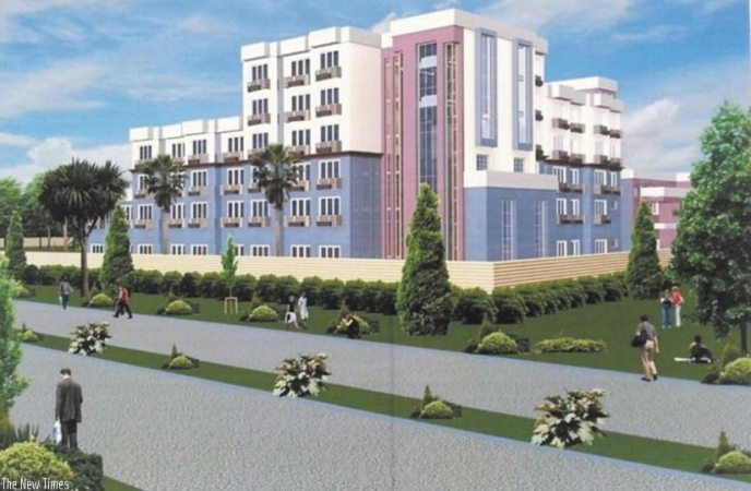 Construction of four-Star Ferwafa hotel in Rwanda to resume
