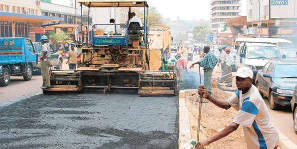 Road contractors in Tanzania to be paid