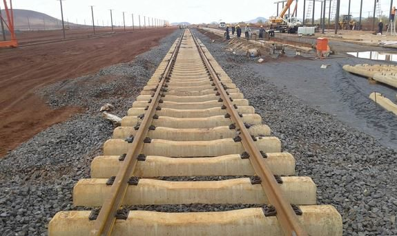 Railway construction project in Nigeria overpaid